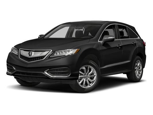 2017 Acura Rdx Awd In Auburn Ma Of