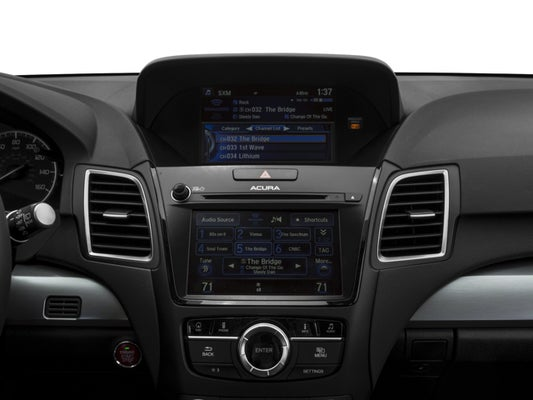 2016 Acura Rdx Advance Pkg In Auburn Ma Of