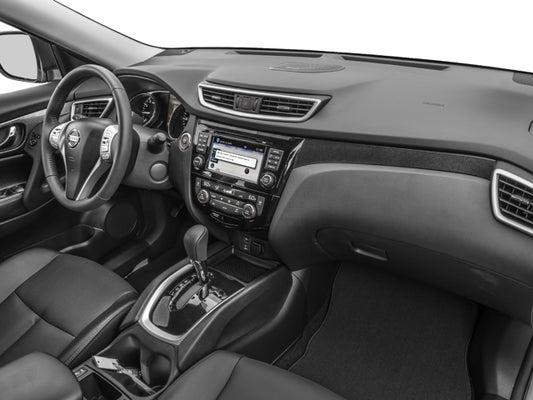 2016 Nissan Rogue Sl In Auburn Ma Acura Of