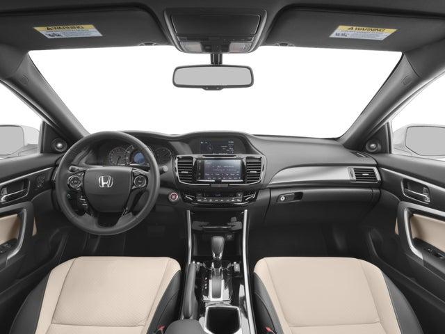 2017 Honda Accord Coupe Ex L V6 In Auburn Ma Boston Honda Accord